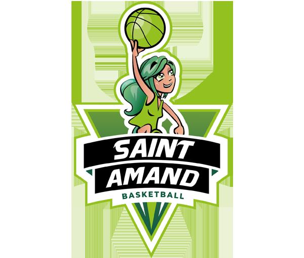 Logo du saint hainaut basket